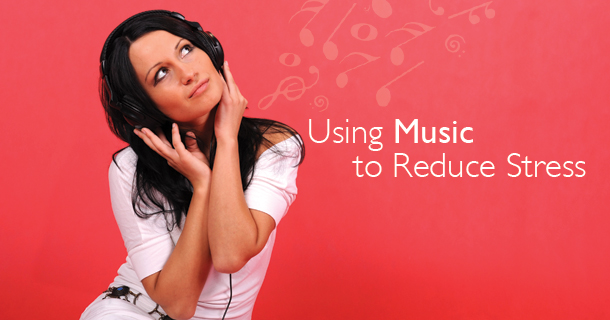 music as a stress reliever